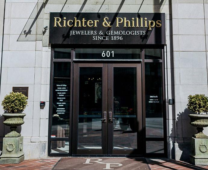 Richter & Phillips Storefront
