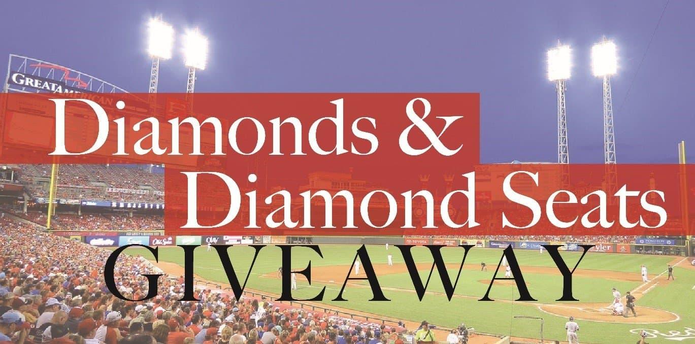 Diamonds & Diamond Seats Giveaway!
