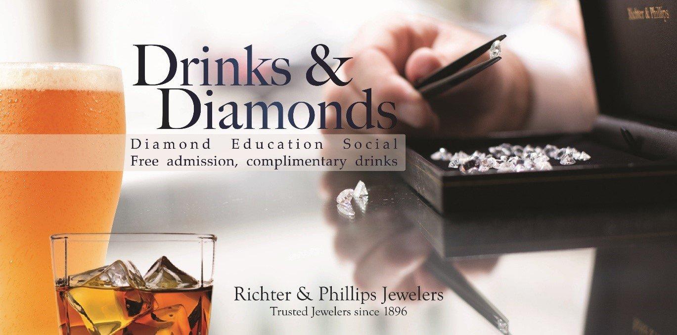 Drinks & Diamonds