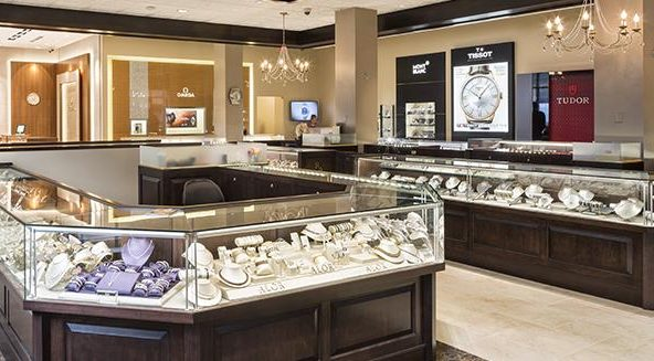 Richter & Phillips inside cincinnati store