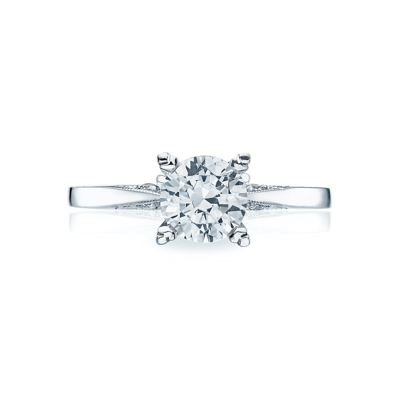 Simply Tacori Solitaire Engagement Ring