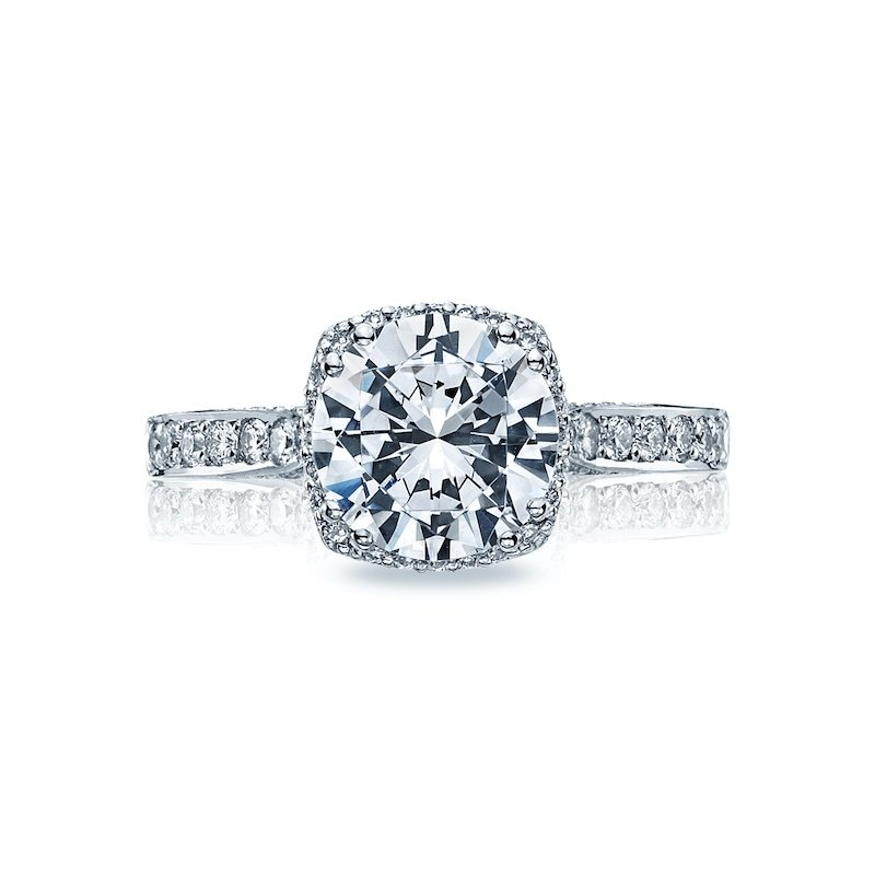 Dantela Diamond engagement ring