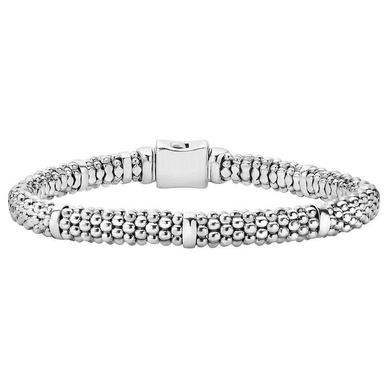Caviar Beaded Bracelet