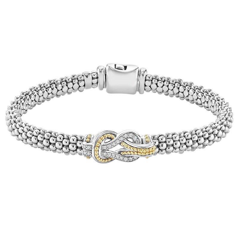 Knot Caviar Bracelet