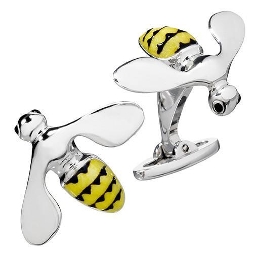 Triumphant Bee Cufflinks