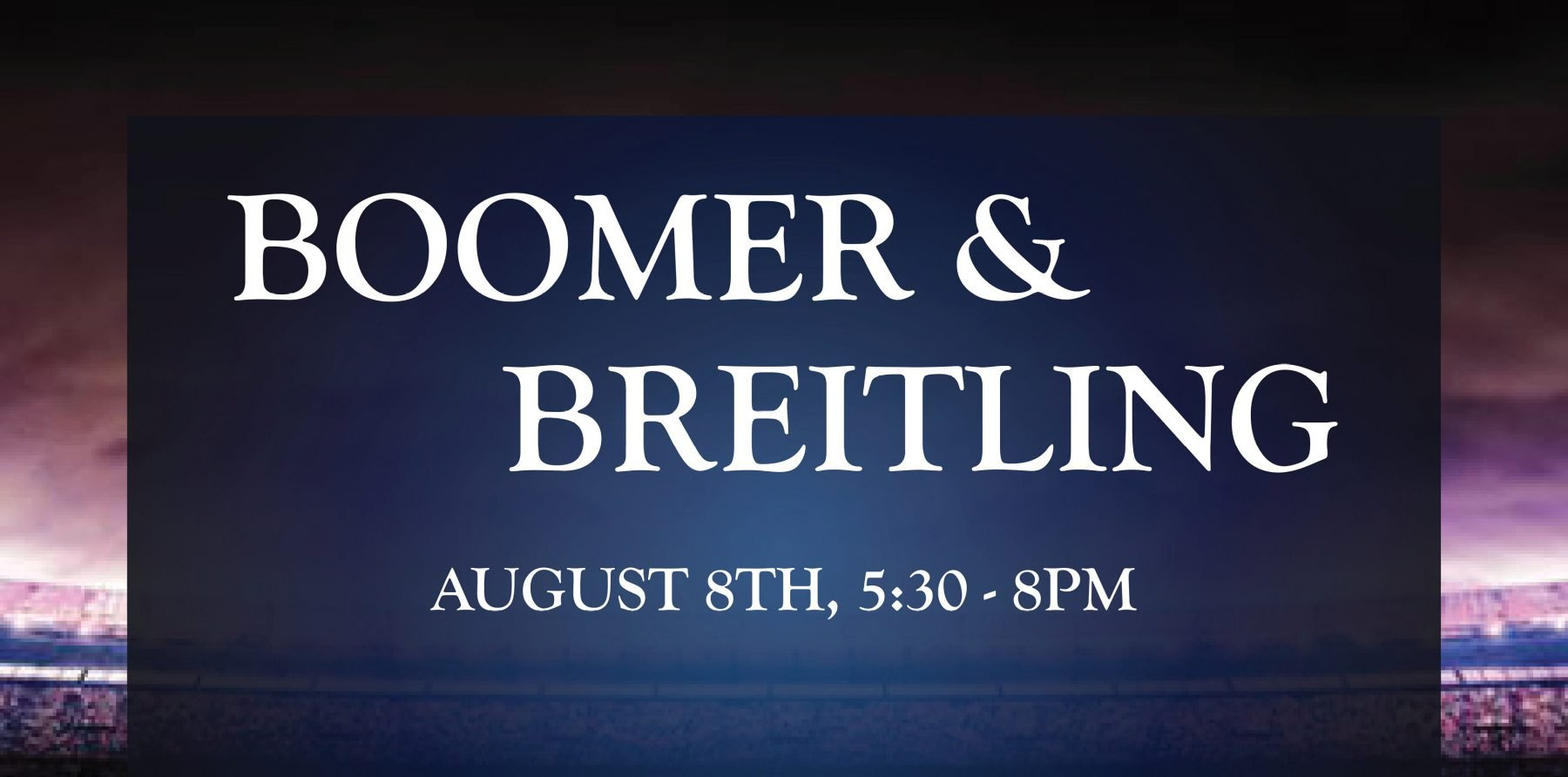 Boomer & Breitling