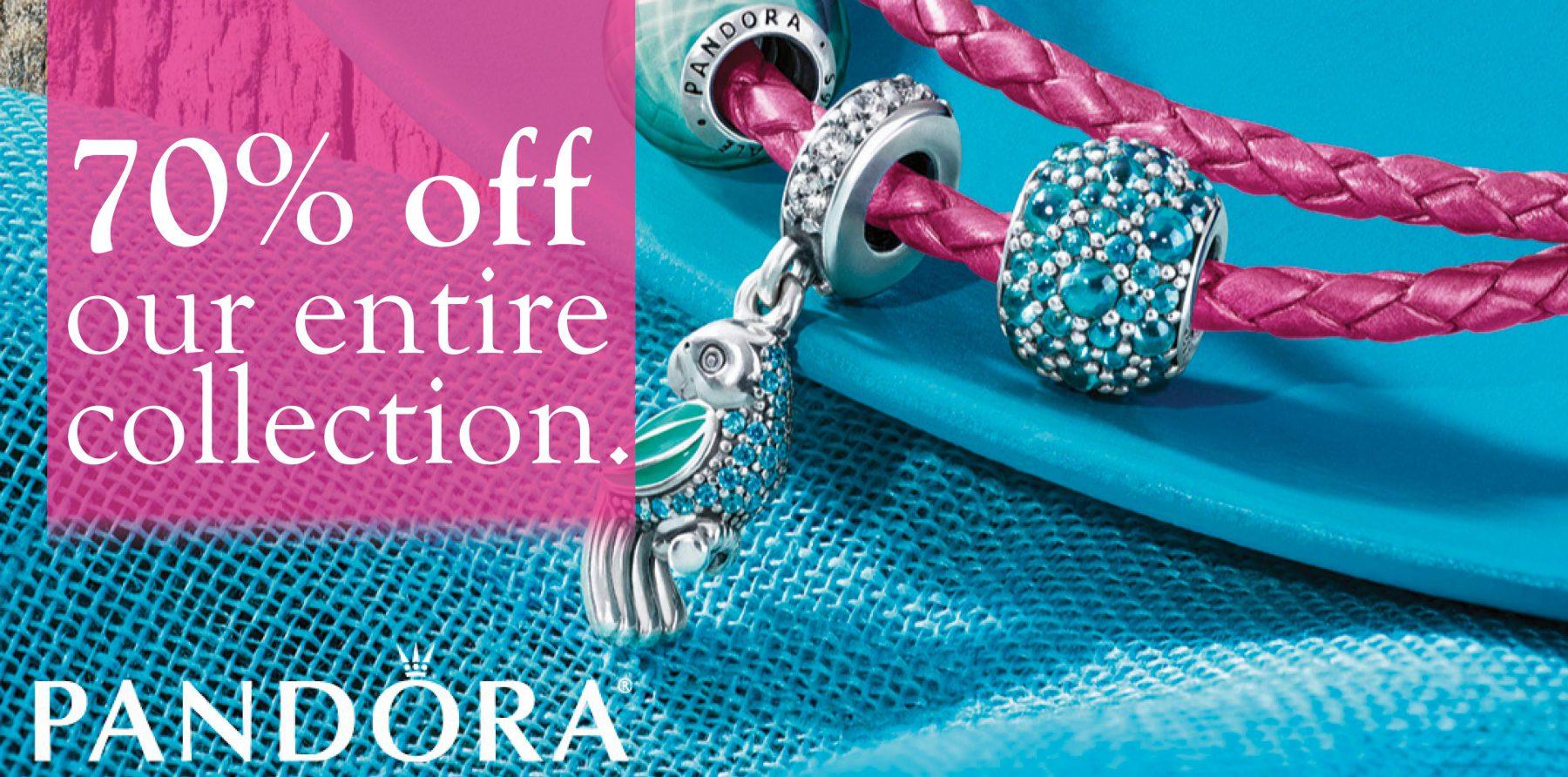 June Pandora Sale