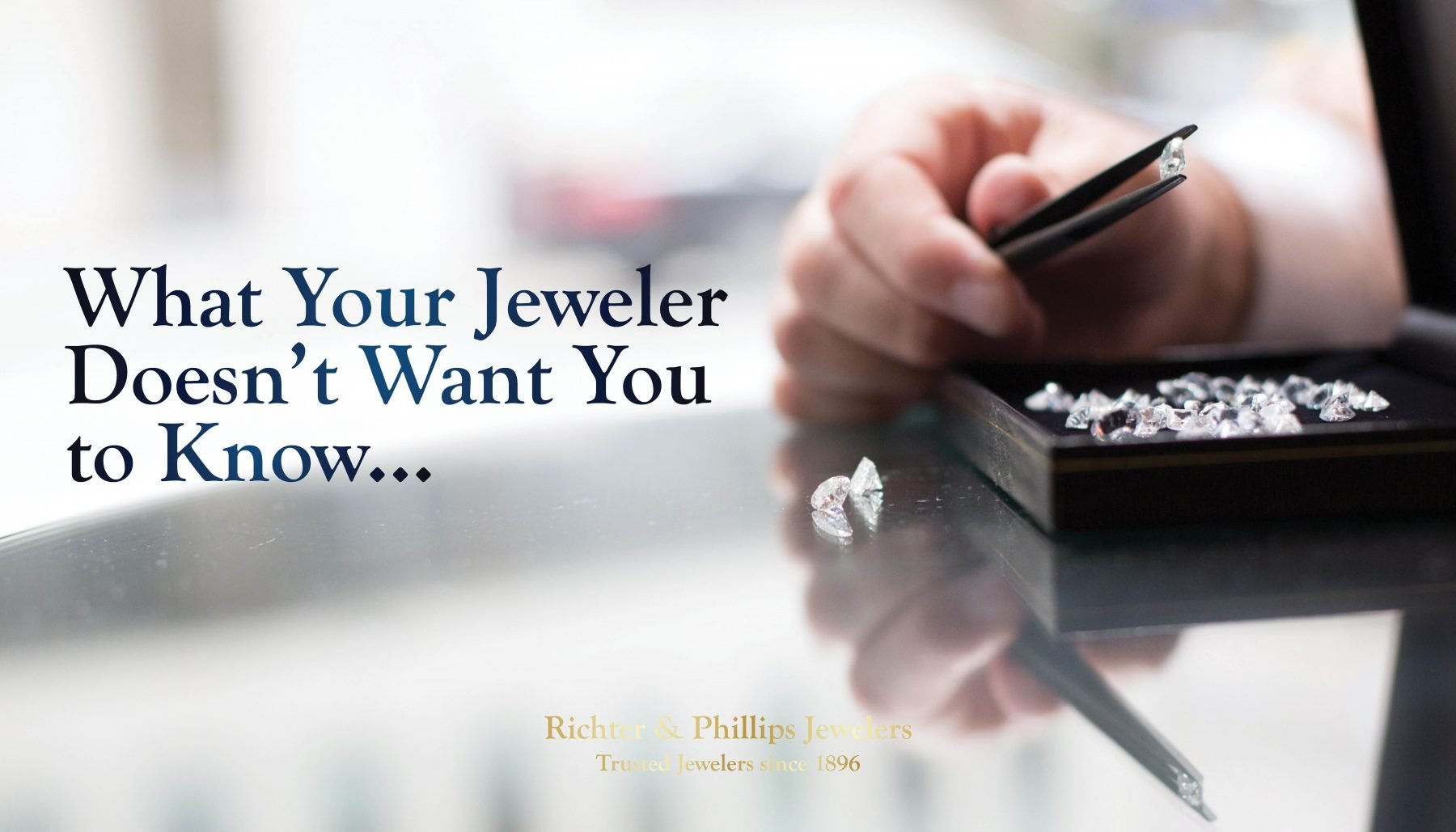 5 Things Your Jeweler Doesn't Want You to Know About Shopping for an Engagement Ring