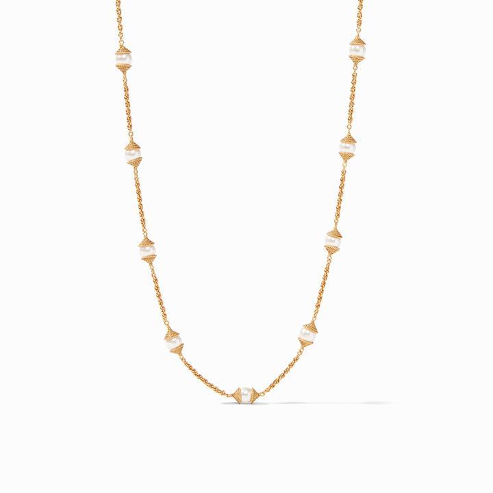 Calypso Pearl Delicate Necklace