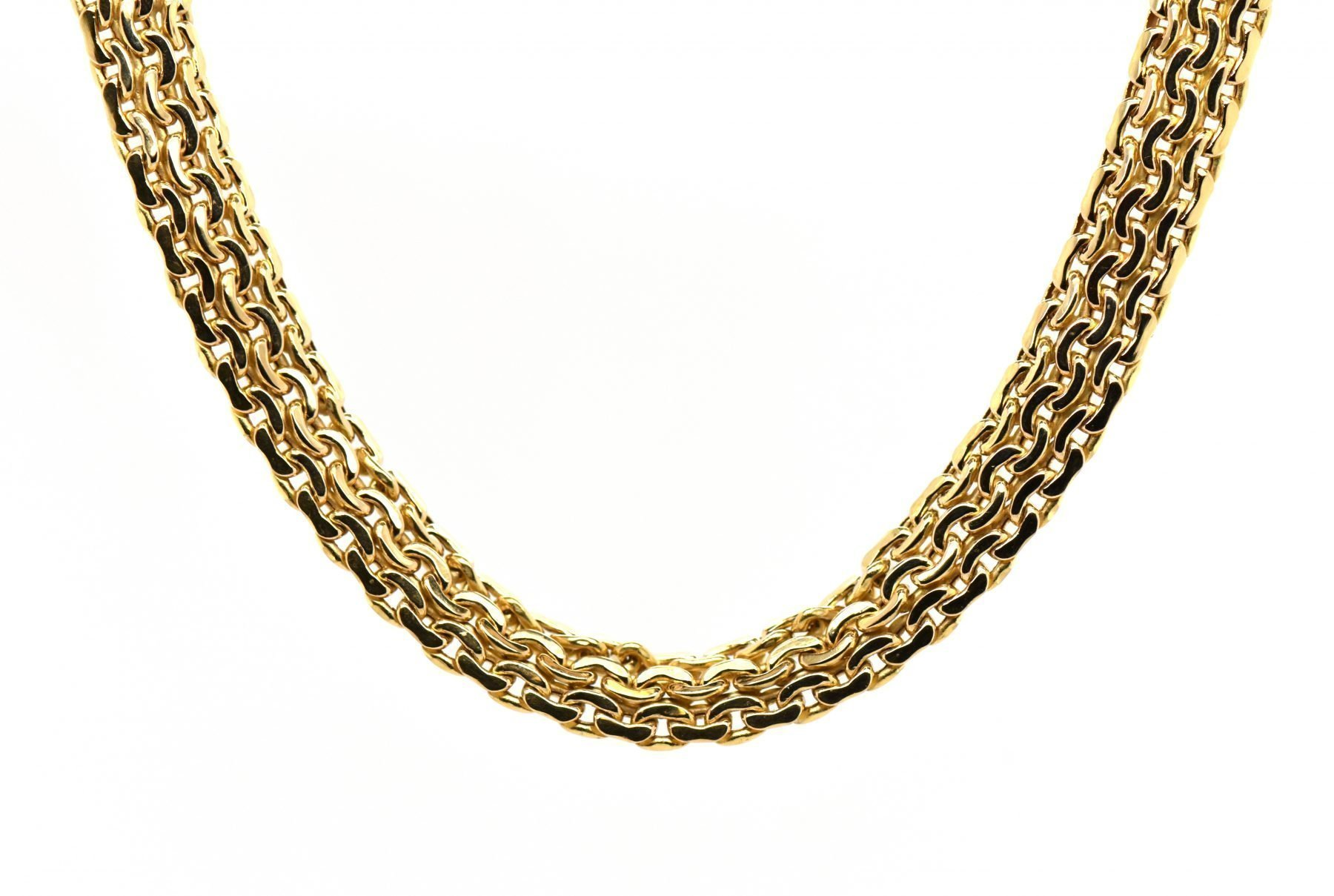 Domed Bismark Chain