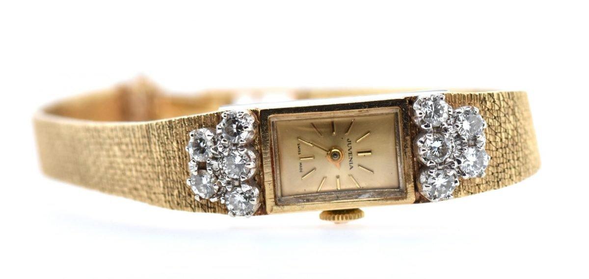 Juvenia Swiss Watch