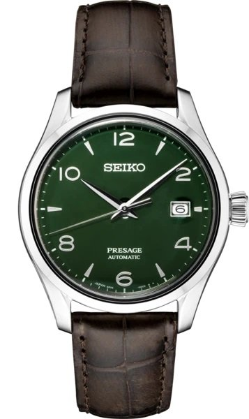 Presage Green Enamel Limited Edition