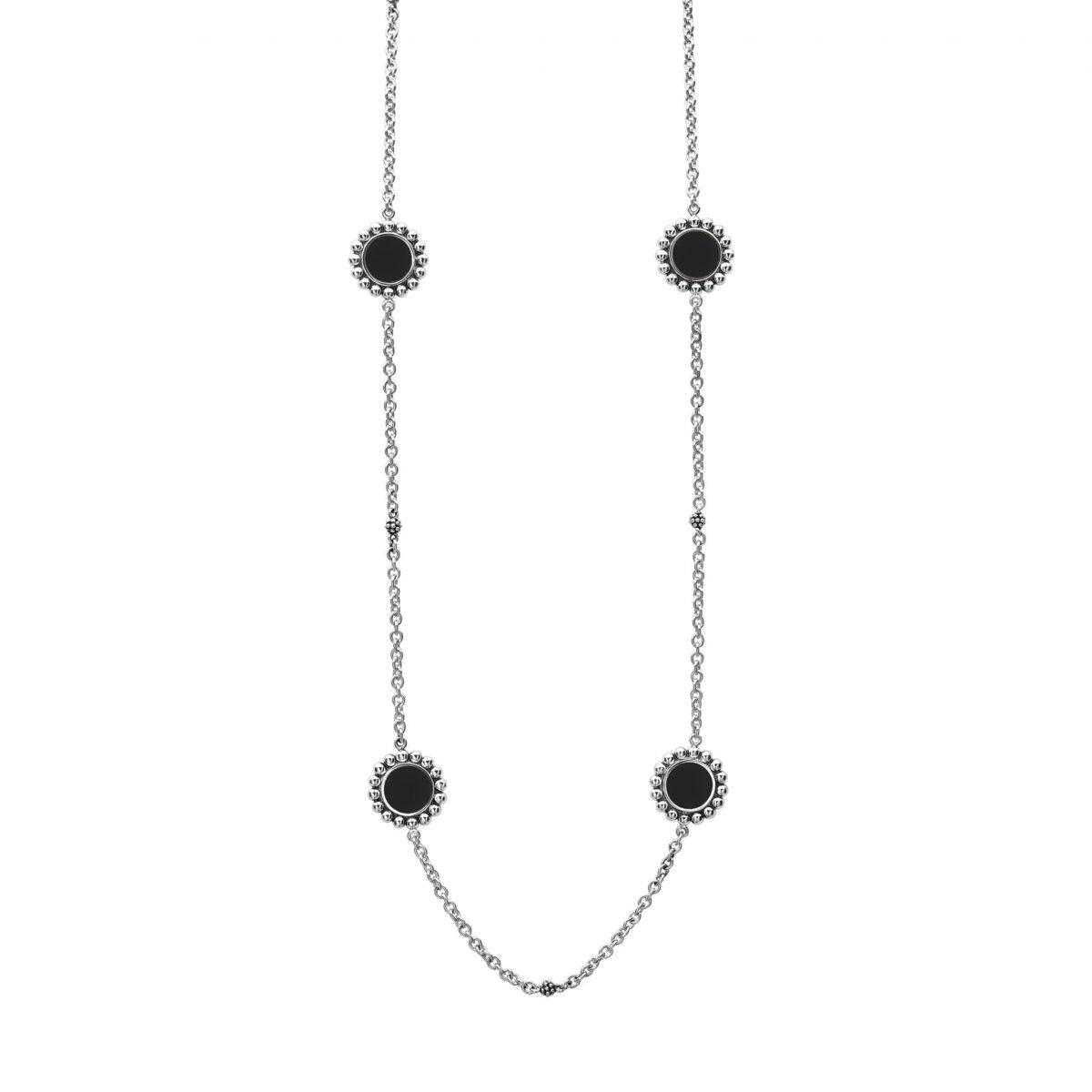 Maya Long Necklace