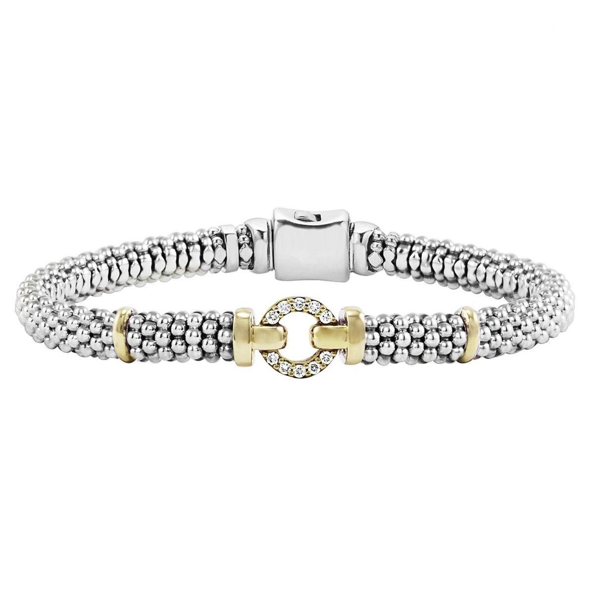 Enso Single Circle Bracelet