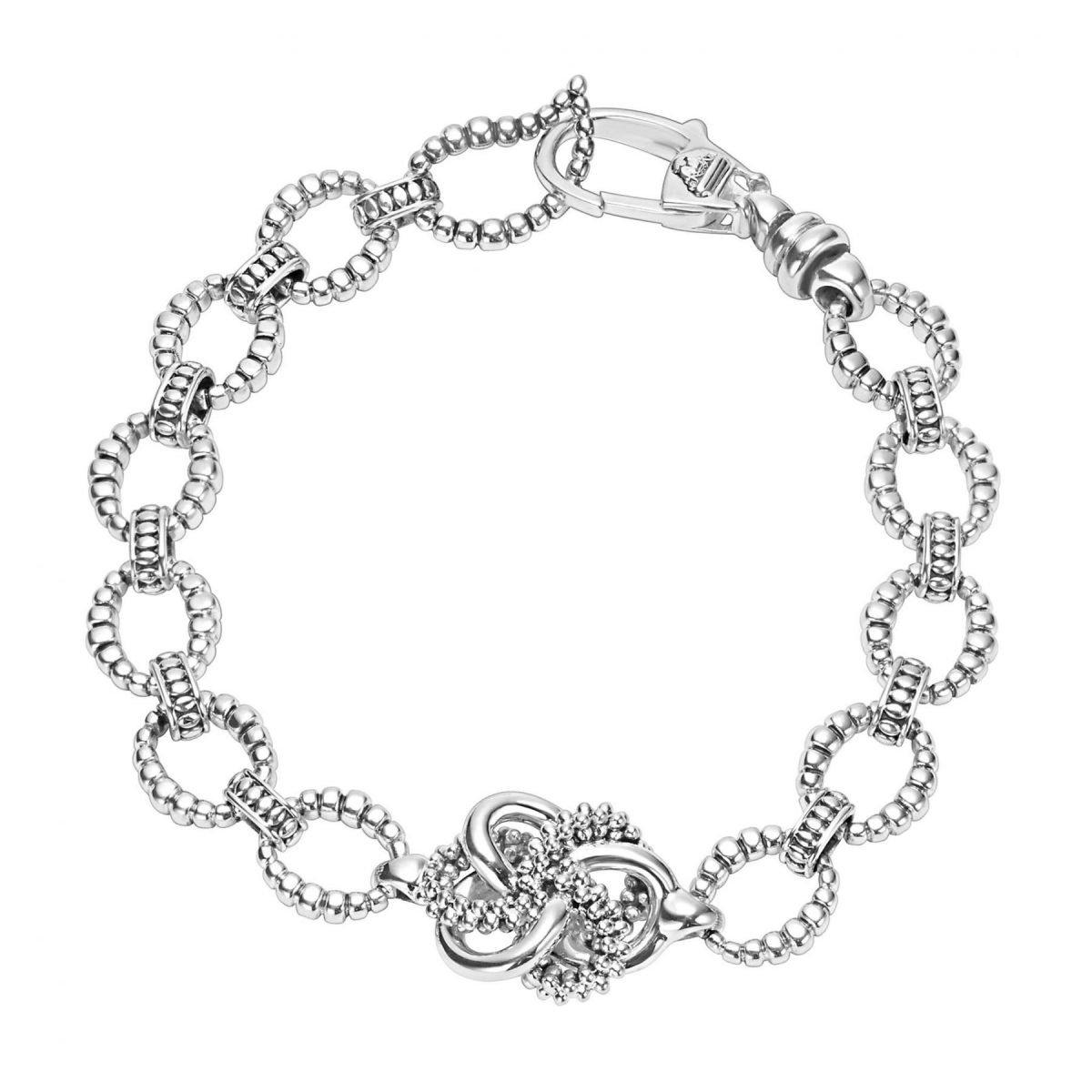 Love Knot Link Bracelet