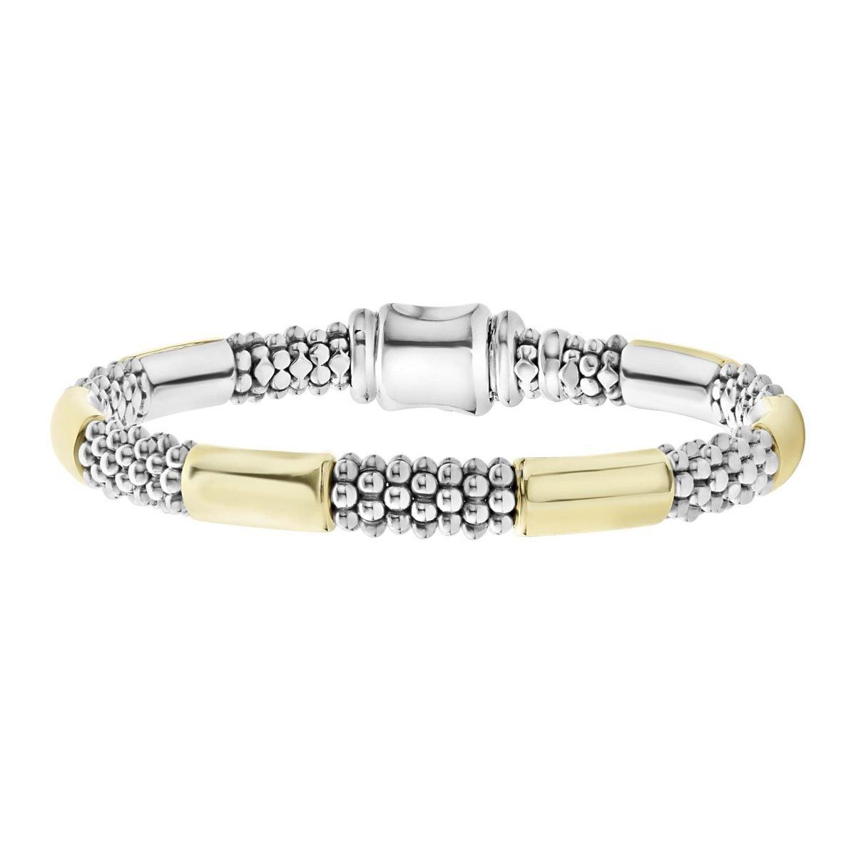 High Bar Caviar Bracelet