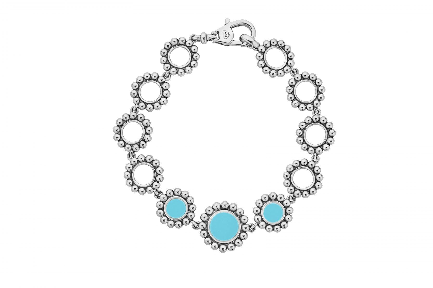 Maya Ceramic Link Bracelet