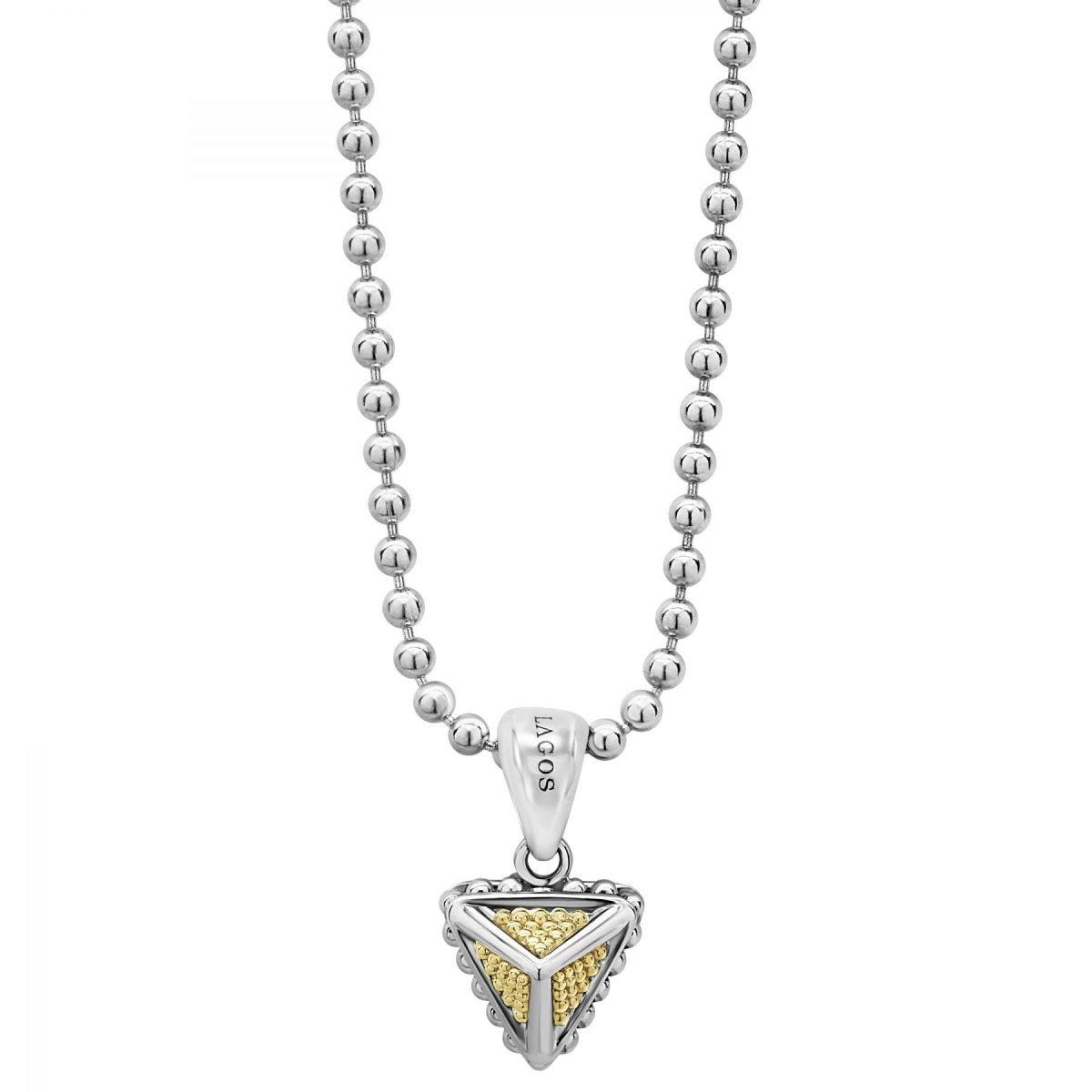 Caviar Pendant Necklace