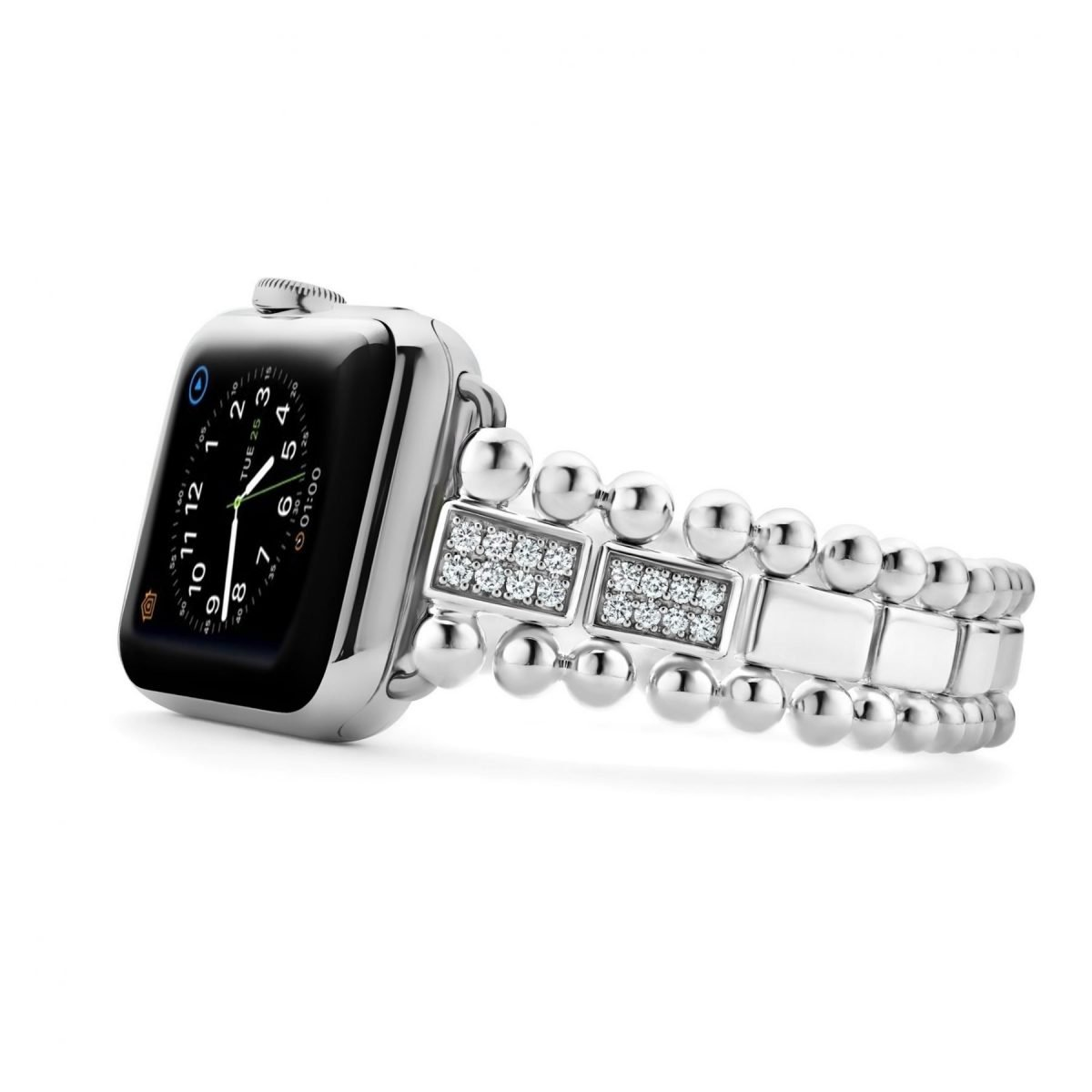 Smart Caviar Diamond Watch Bracelet