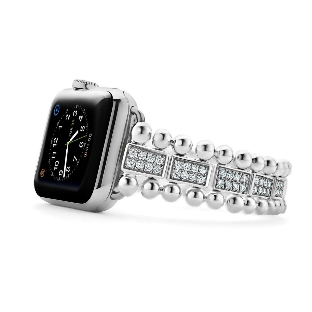 Smart Caviar Diamond Watch Bracelet