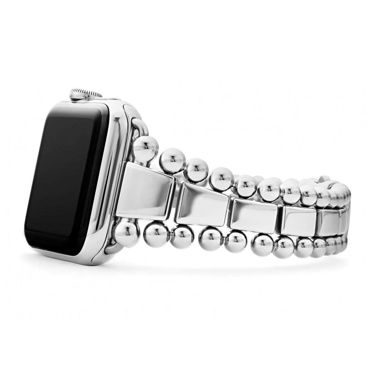 Smart Caviar Stainless Steel Watch Bracelet, 42/44mm