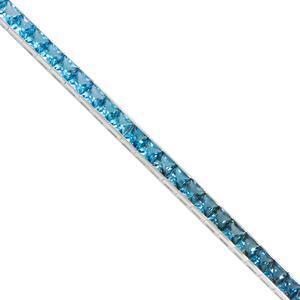 Bellarri 14k White Gold Eternal Love – Bracelet