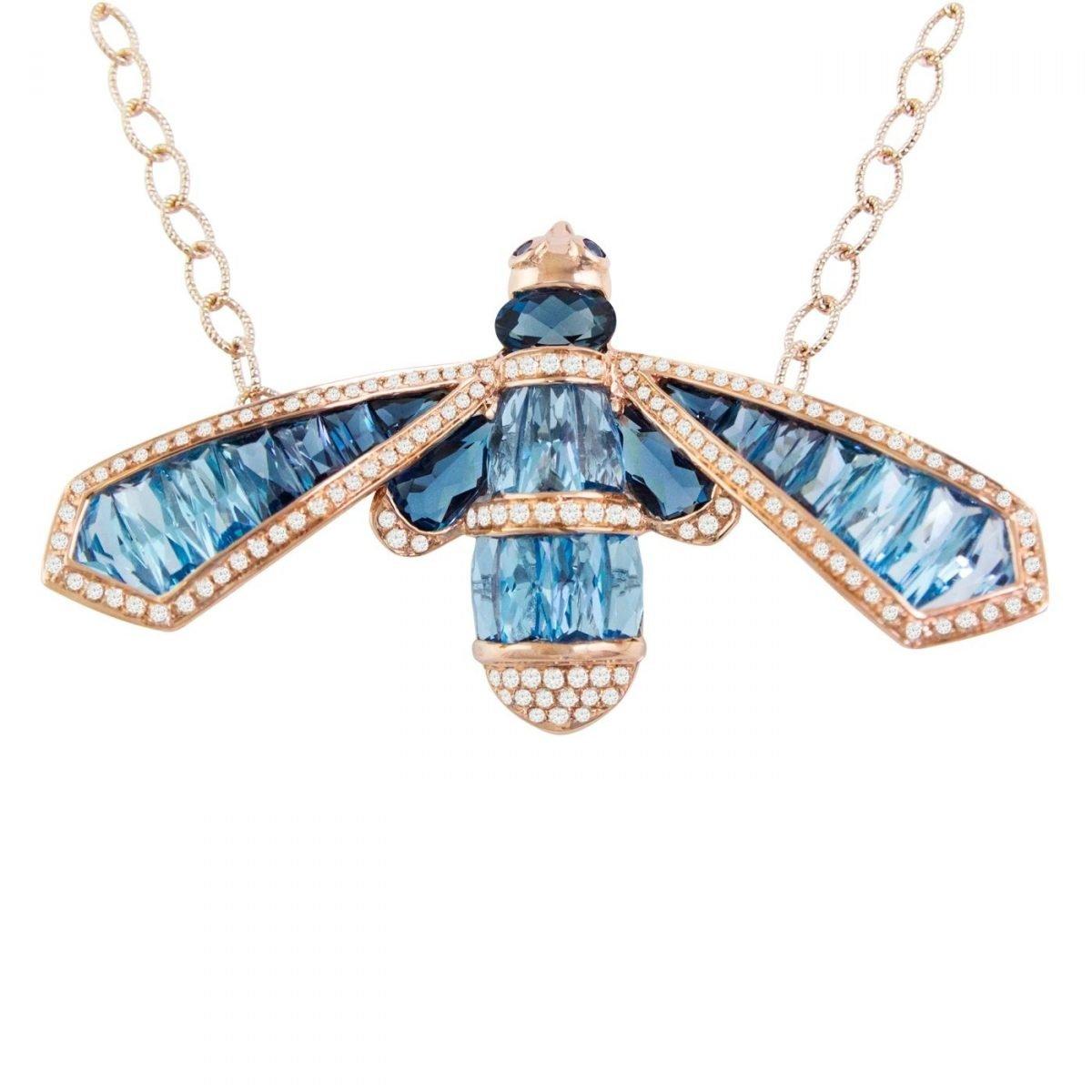 Queen Bee – Necklace