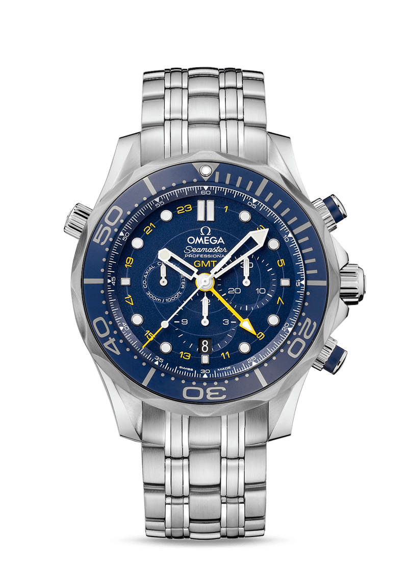 Seamaster Diver 300M GMT