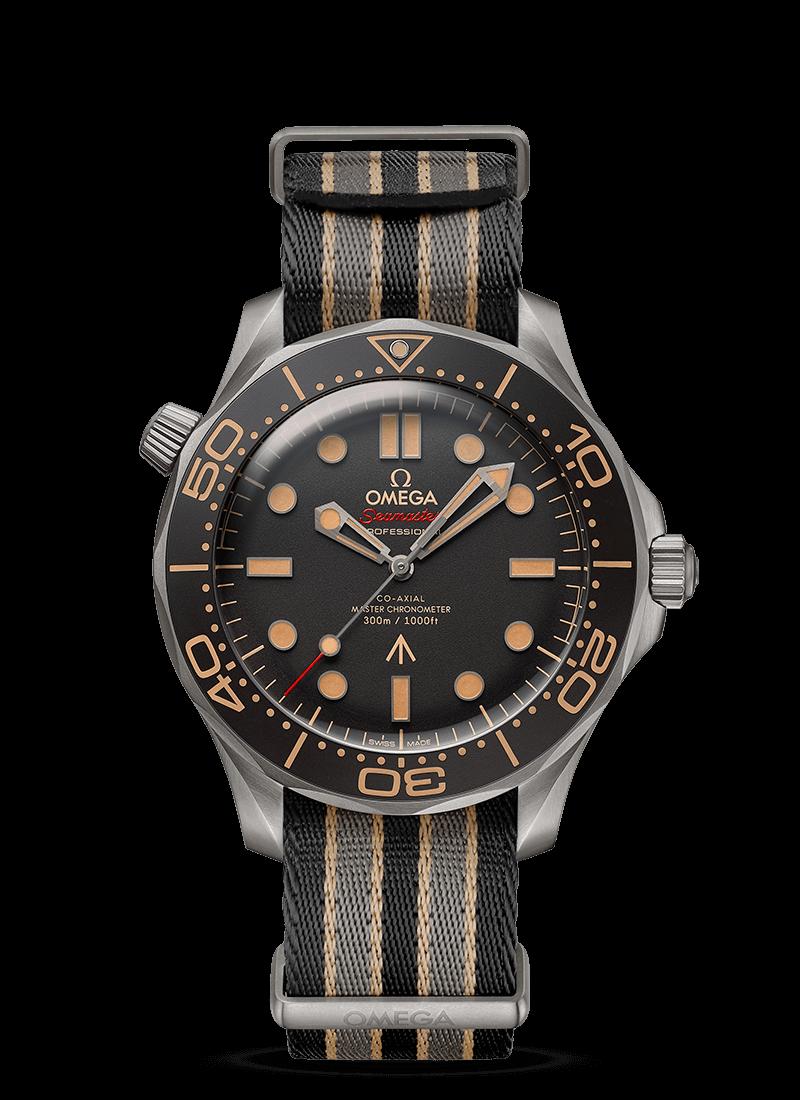 Seamaster Diver 300M – 007 Edition