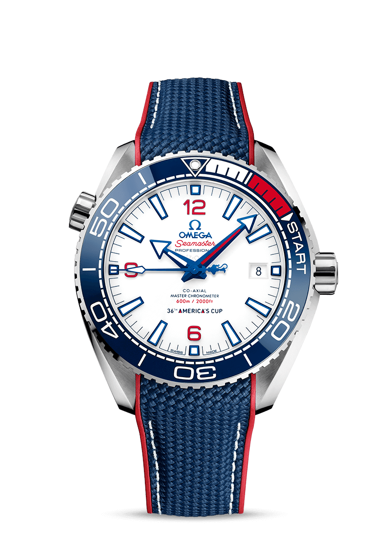Seamaster Planet Ocean 600M – America's Cup