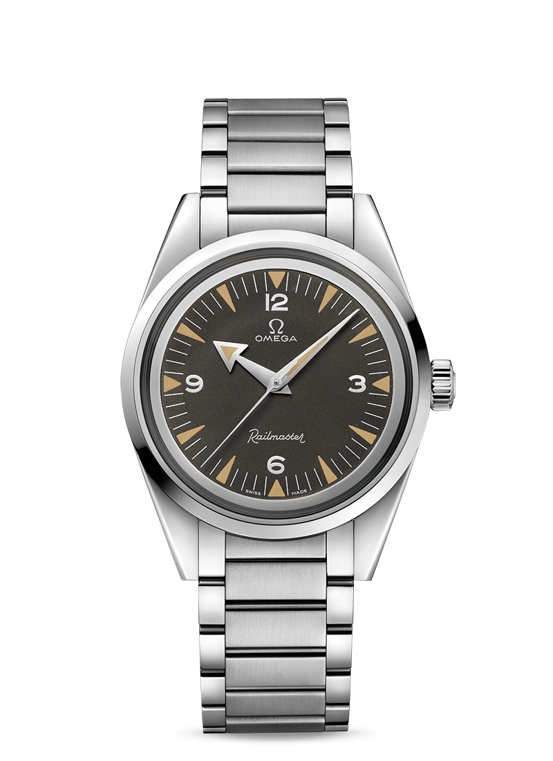 Seamaster Railmaster – The 1957 Trilogy