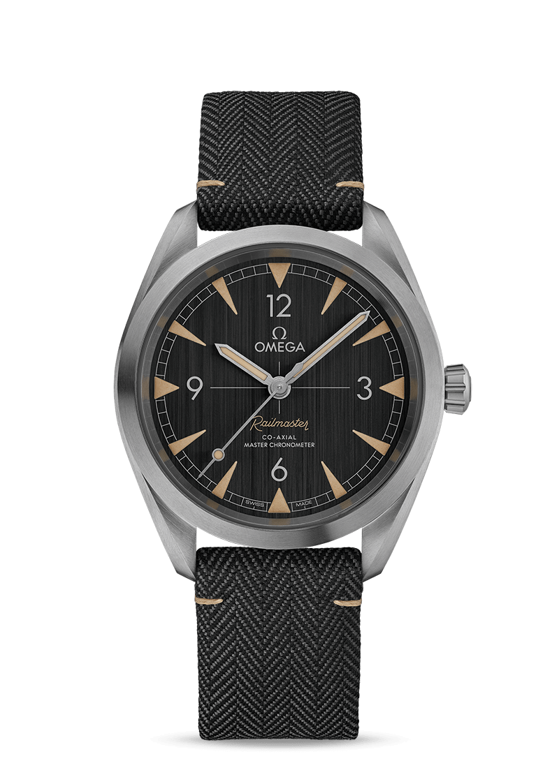 Seamaster Railmaster 40mm