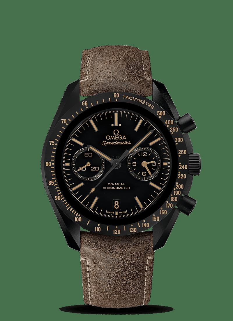Speedmaster Moonwatch – Vintage Black