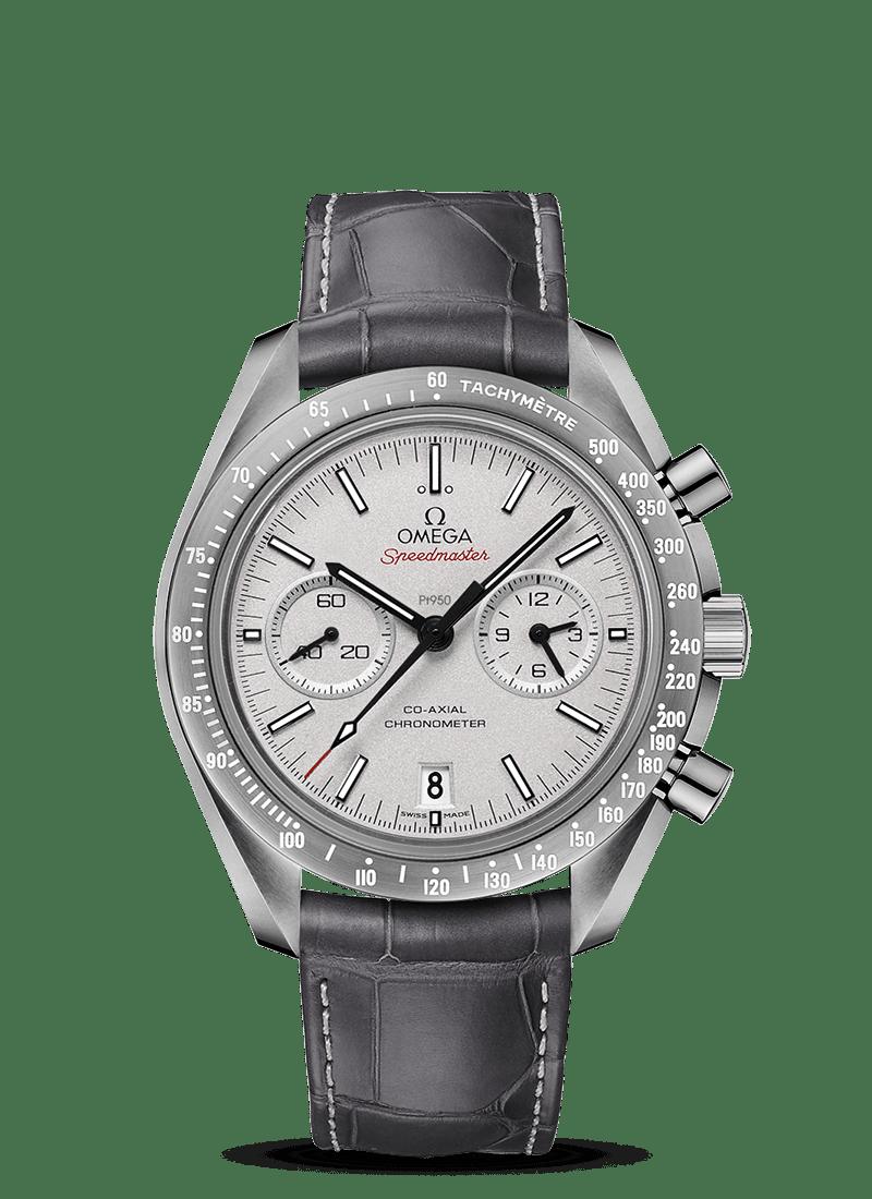 Speedmaster Moonwatch – Grey Side of the Moon