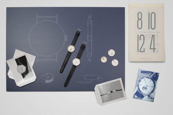 NOMOS Glashütte luxury watch design