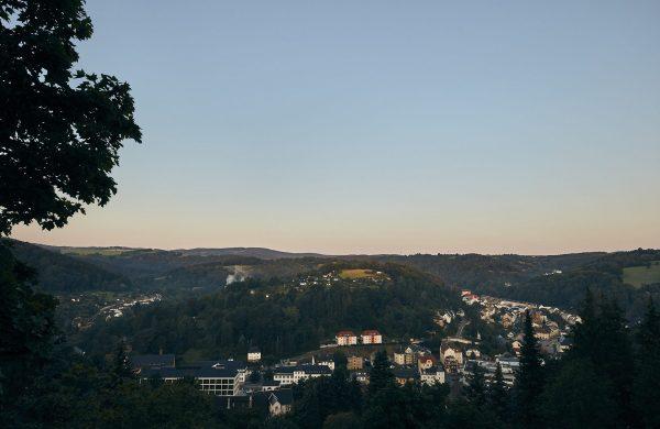 Glashütte town