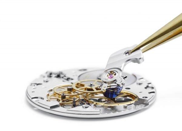 NOMOS Glashütte watchmaking