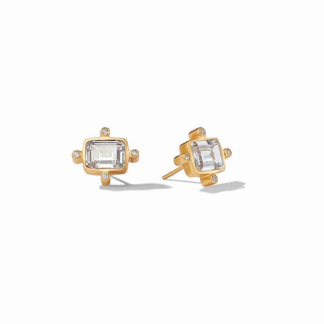 Julie Vos Clara Stud earrings