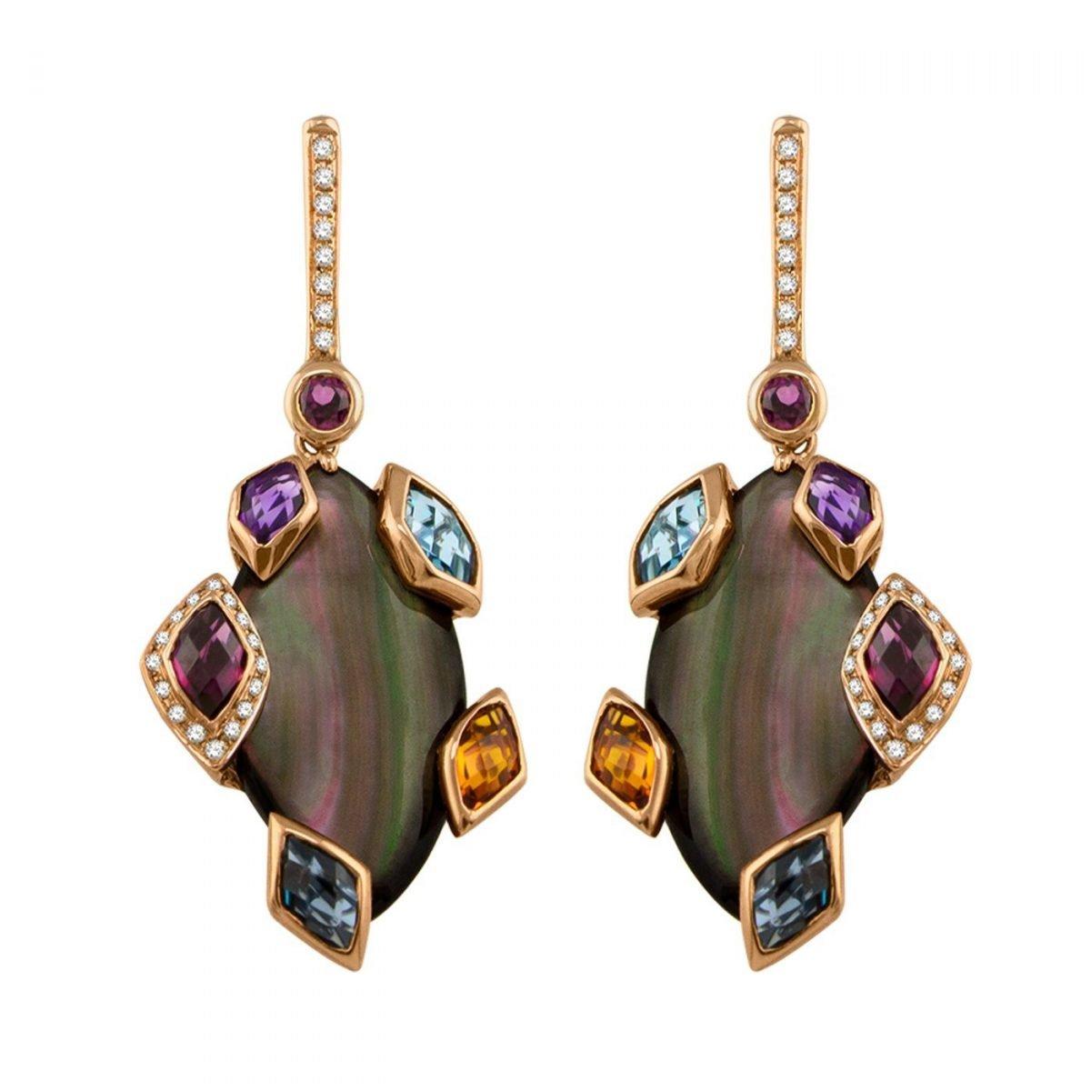 BELLARRI Aladdin Nouveau II Earrings